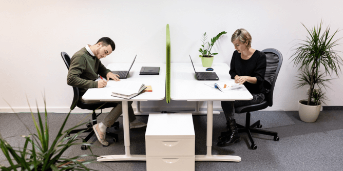 ECOSPACE - Desks
