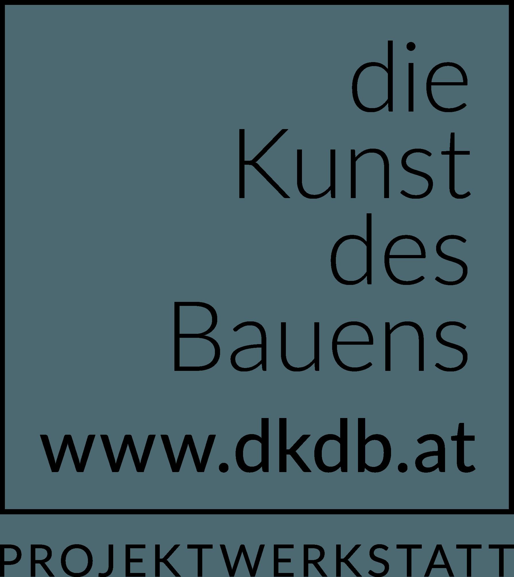 Die Kunst des Bauens Logo